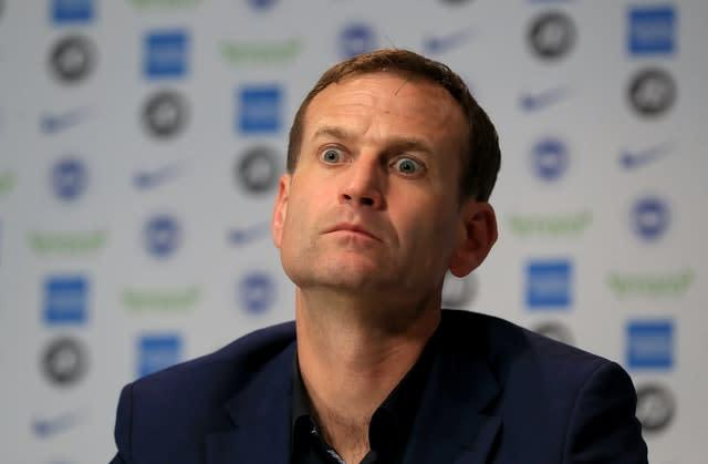 Brighton technical director Dan Ashworth says players' safety needs to be the top priority (Gareth Fuller/PA)