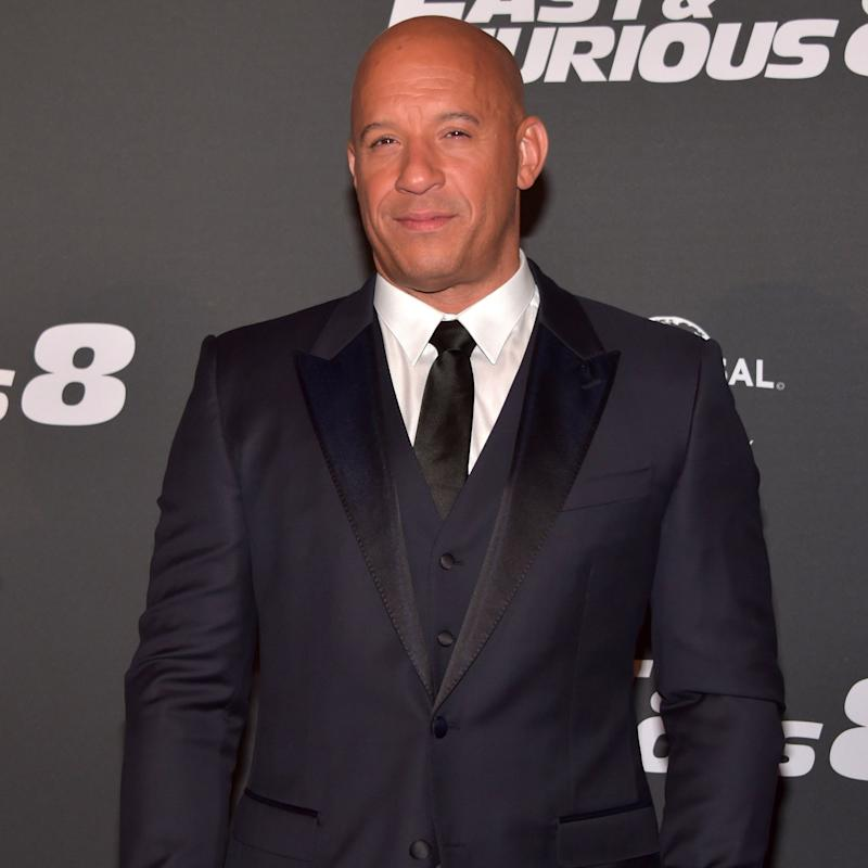 "Vin Diesel Says His Rumored Feud With Dwayne Johnson Was ""Blown Out of Proportion"""