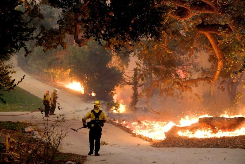 Woolsey Fires