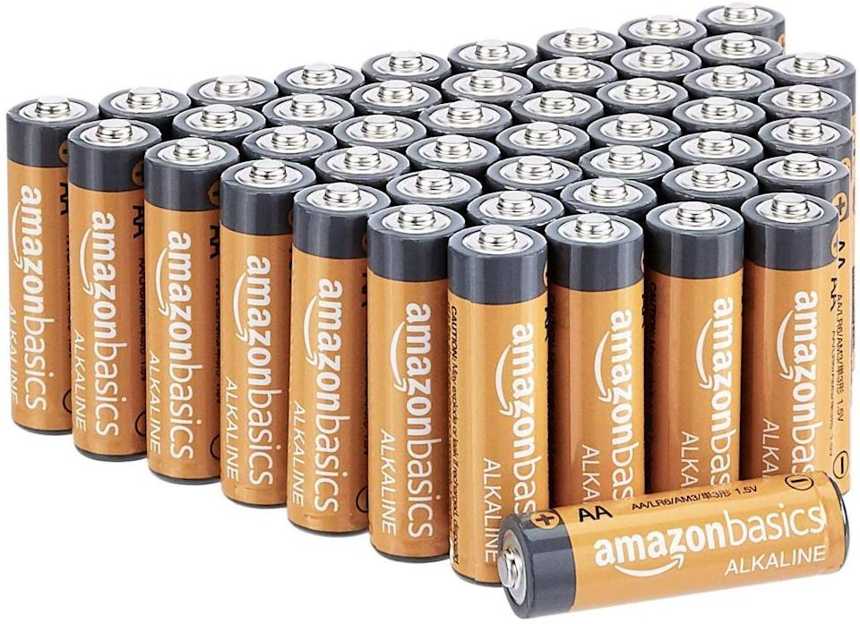 You've heard of a gaggle of geese and a murder of crows...how about a battery of batteries? (Photo: Amazon)