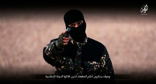 Briton suspected of being masked man in IS video: BBC