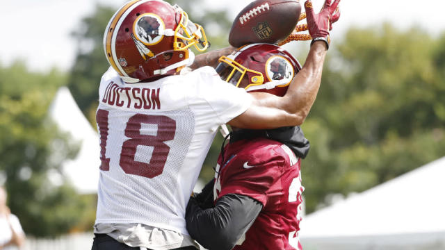 Washington's receivers hope to bring back an explosive offensive style