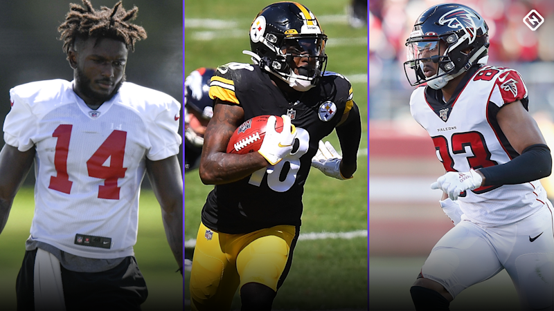 Fantasy Injury Updates: Chris Godwin, Diontae Johnson, Russell Gage, more WRs affect Week 4 waiver decisions