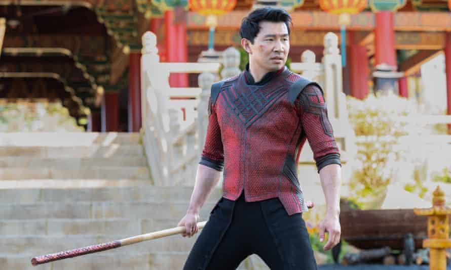Simu Liu in 'Shang-Chi and the Legend of the Ten Rings' (Marvel)