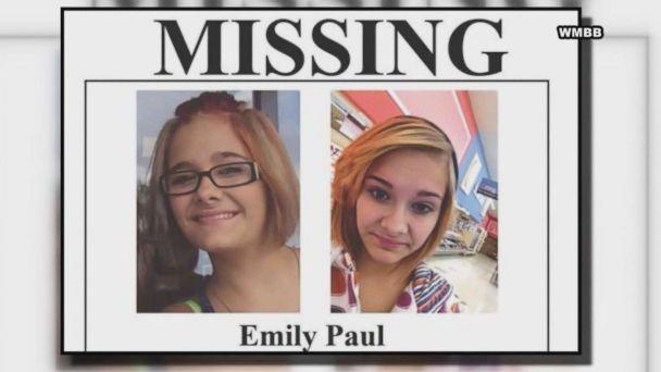 PHOTO: Emily Paul of Panama City, Fla., is pictured in images shared on a missing poster released after she went missing in 2013. (WMBB)