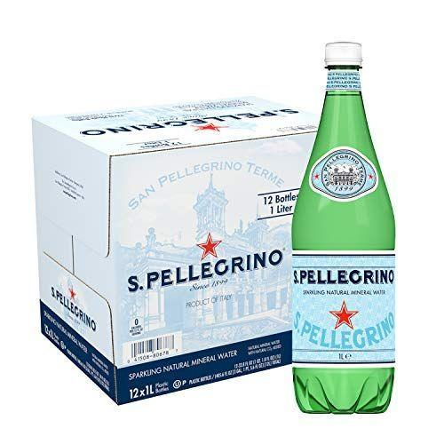 "<p><strong>San Pellegrino</strong></p><p>amazon.com</p><p><strong>$23.99</strong></p><p><a href=""https://www.amazon.com/dp/B003Q4TVKW?tag=syn-yahoo-20&ascsubtag=%5Bartid%7C2143.g.36112913%5Bsrc%7Cyahoo-us"" rel=""nofollow noopener"" target=""_blank"" data-ylk=""slk:Shop Now"" class=""link rapid-noclick-resp"">Shop Now</a></p><p>If you want something with a little fizz but don't like too much carbonation, San Pellegrino Mineral Water is an excellent option. It's mild and incredibly refreshing, and it never feels like you're just swallowing bubbles. While the plain mineral water is always a good choice, they also offer fruity options that are a bit sweeter. </p>"