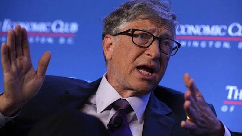 A poisoned chalice: Bill Gates on Microsoft