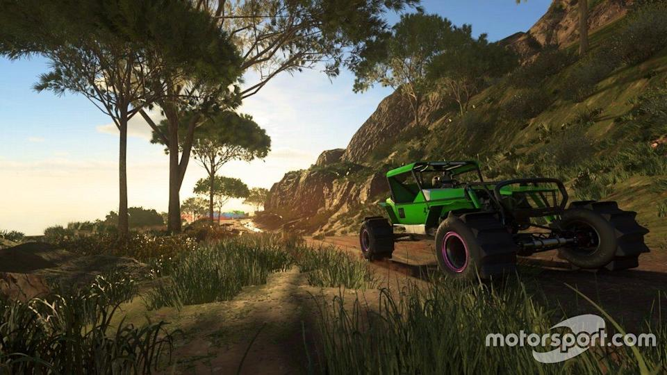 "Screenshot DiRT 5<span class=""copyright"">Codemasters</span>"