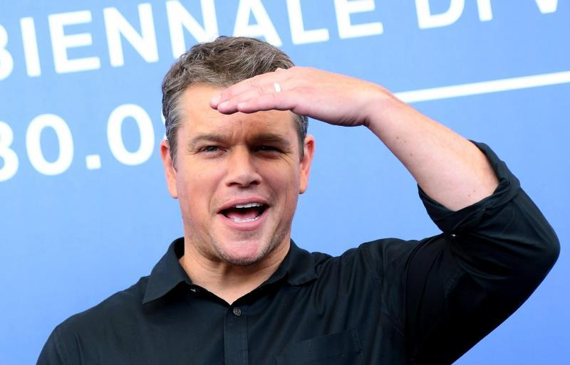 Matt Damon, 50 años de un tipo normal en Hollywood