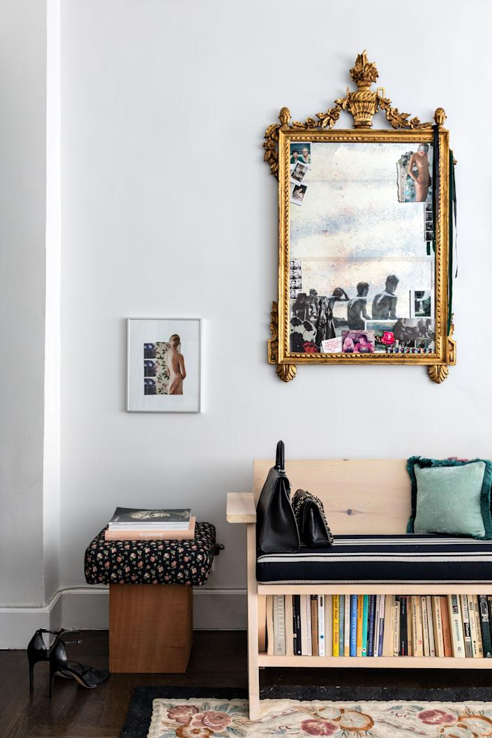 """""""Elle knows what she likes and doesn't like when it comes to interiors so there wasn't any hand-wringing,"""" Patrick McGrath (her brother) says. """"And if she was ever unsure of something, she would just say, 'whatever you think,' which, as a designer, is always good to hear."""""""