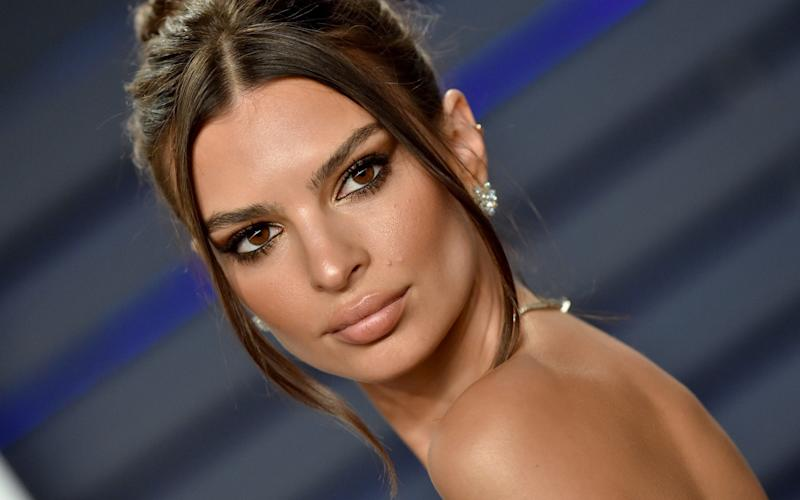 Emily Ratajkowski whose husband is accused of exploiting legal loophole to live rent-free in New York loft  - FilmMagic