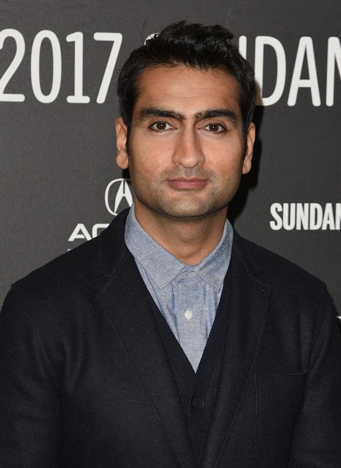 """Silicon Valley's"" Kumail Nanjiani tweeted: ""As someone who was born in Pakistan I can tell you coming into America is VERY difficult. A #Muslimban accomplishes nothing but hate."""