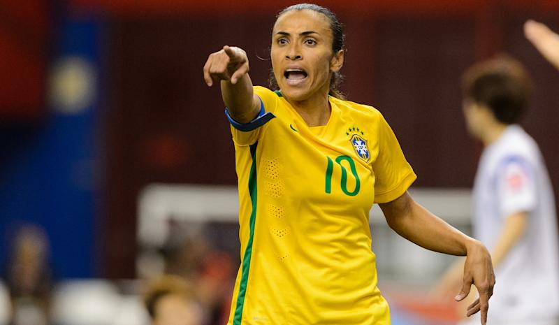 Orlando Pride sign five-time player of the year Marta