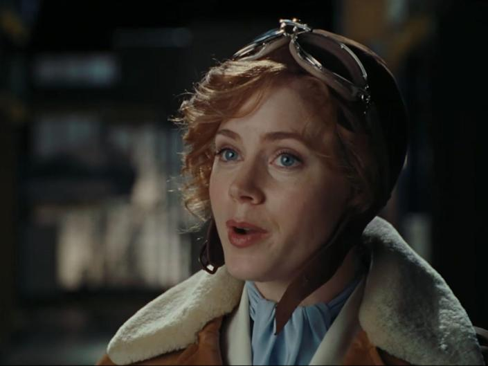 amy adams night at the museum 2