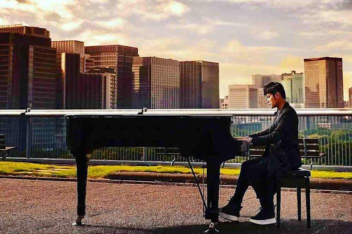 Jay Chou's new single 'Won't Cry' was released on September 16 and in eight hours has picked up 1.93 million views on Youtube. — Picture via Instagram/ jaychou