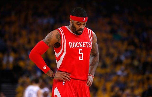 """<a class=""""link rapid-noclick-resp"""" href=""""/mlb/players/9928/"""" data-ylk=""""slk:Josh Smith"""">Josh Smith</a> wants to be an NBA player again. (Getty Images)"""