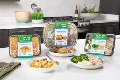 Kroger and Home Chef Launch Pilot for Three New Retail Meal Solutions