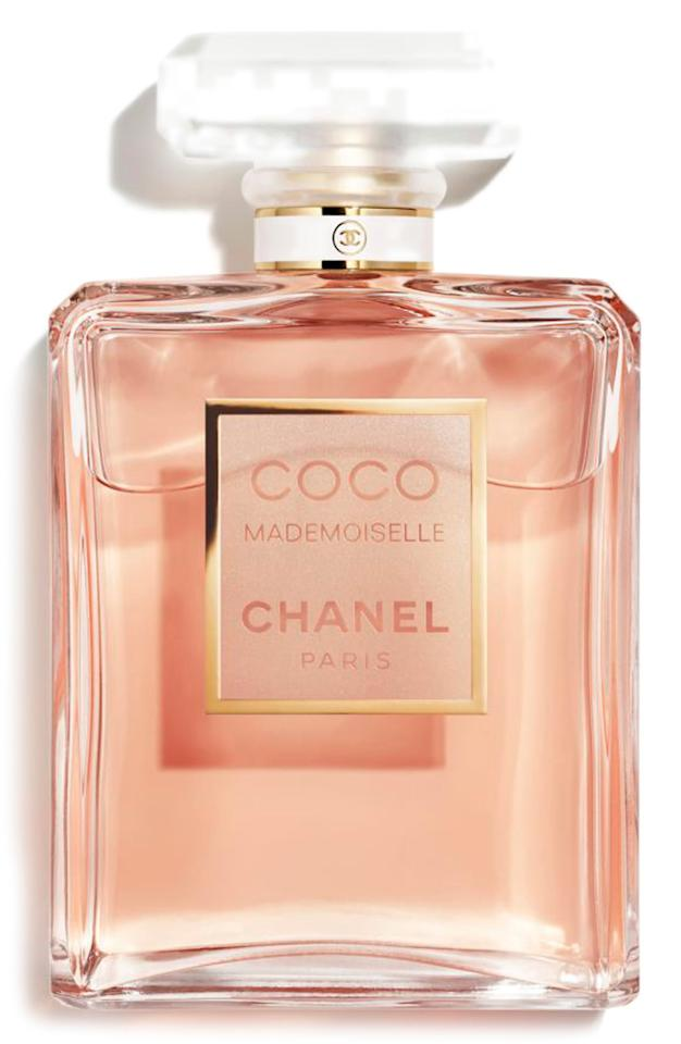 "<p><strong>CHANEL</strong></p><p>nordstrom.com</p><p><strong>$80.00</strong></p><p><a href=""https://go.redirectingat.com?id=74968X1596630&url=https%3A%2F%2Fshop.nordstrom.com%2Fs%2Fchanel-coco-mademoiselle-eau-de-parfum-spray%2F2826845&sref=https%3A%2F%2Fwww.cosmopolitan.com%2Fstyle-beauty%2Ffashion%2Fg26765913%2Fgifts-for-mom-from-daughter%2F"" target=""_blank"">Shop Now</a></p><p>You can never go wrong with anything from Chanel, especially this rose-scented spray.  Every spritz will remind her that you're her fave (jk...sorta).</p>"