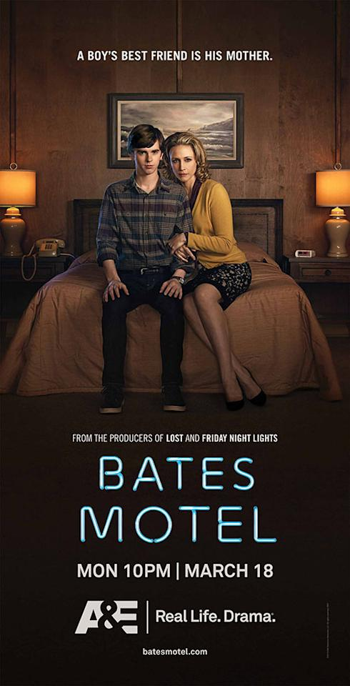 """Bates Motel"" on A&E"