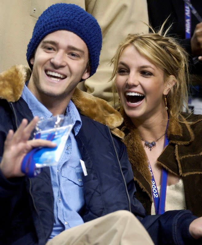 Justin Timberlake Finally Apologized to Britney Spears and