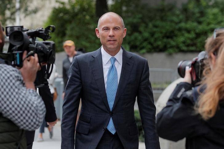 Michael Avenatti's bail revoked; trial in Nike case delayed