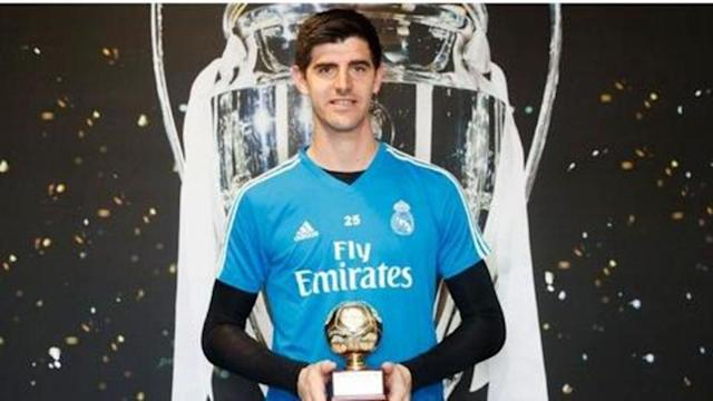 ebc1262a2 Thibaut Courtois might not have seen his Real Madrid career start off the  way he