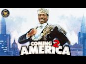"<p>The original <em>Coming to America</em> was released in 1988, and this sequel will follow Eddie Murphy's Prince Akeem as he heads back to America to meet his long-lost son, the new heir to the throne of Zamunda. <em><a href=""https://deadline.com/2019/08/coming-2-america-sequel-shari-headley-eddie-murphy-paramount-1202666423/"" rel=""nofollow noopener"" target=""_blank"" data-ylk=""slk:Coming 2 America"" class=""link rapid-noclick-resp"">Coming 2 America</a> </em>is planned for a <strong>December 18</strong> release.</p><p><a href=""https://www.youtube.com/watch?v=gYYylfwQu-s"" rel=""nofollow noopener"" target=""_blank"" data-ylk=""slk:See the original post on Youtube"" class=""link rapid-noclick-resp"">See the original post on Youtube</a></p>"