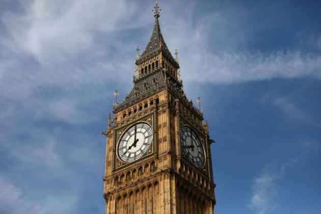 Four years without Big Ben's bongs? It can't be right, says UK PM May