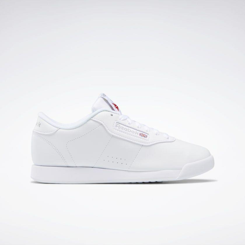 """<p><strong>reebok</strong></p><p>reebok.com</p><p><strong>$50.00</strong></p><p><a href=""""https://go.redirectingat.com?id=74968X1596630&url=https%3A%2F%2Fwww.reebok.com%2Fus%2Fprincess-women-s-shoes%2F1475.html&sref=https%3A%2F%2Fwww.cosmopolitan.com%2Fstyle-beauty%2Ffashion%2Fg35696965%2Freebok-activewear-sale-hauliday%2F"""" rel=""""nofollow noopener"""" target=""""_blank"""" data-ylk=""""slk:Shop Now"""" class=""""link rapid-noclick-resp"""">Shop Now</a></p><p>Found: Your new go-to white sneakers. Think of all the low-key 'fits you could put together with these! Summer dresses, light-wash denim, comfy leggings. The possibilities are endless.</p>"""