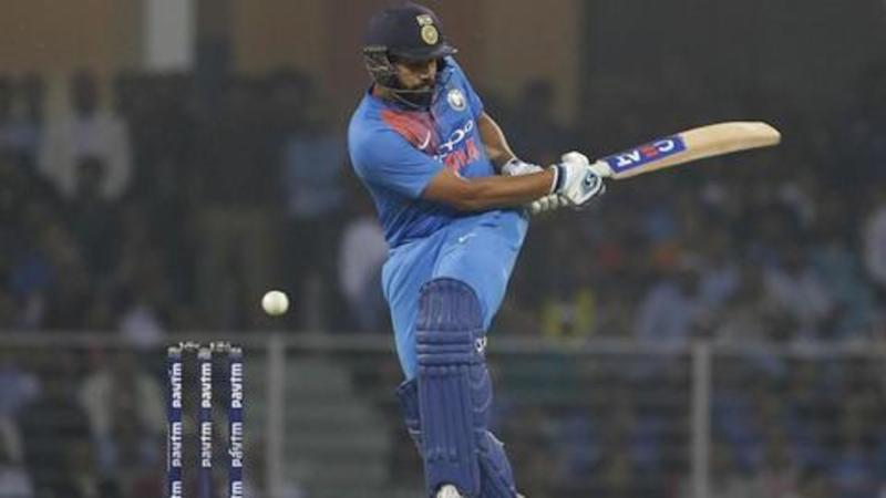 Rohit Sharma becomes first batsman to score four T20I tons