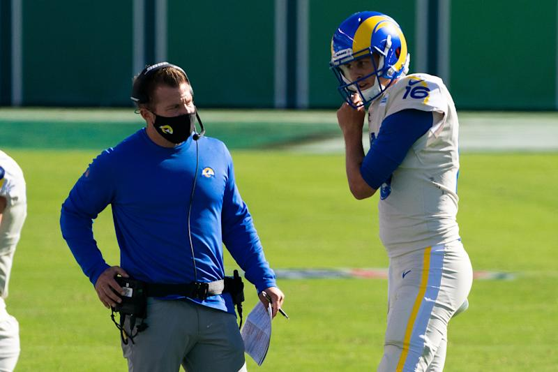Sean McVay explains bold decision to go for it on 4th down from own 29