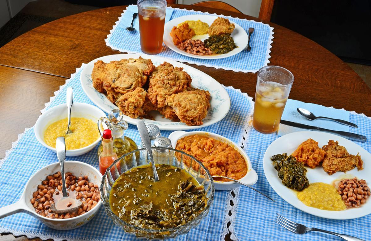 "<p>In order to determine the top soul food restaurants in America, we started by combing through our own previous coverage of famous spots for soul food favorites such as fried chicken or <a href=""https://www.thedailymeal.com/eat/best-chicken-and-waffles-america-0?referrer=yahoo&category=beauty_food&include_utm=1&utm_medium=referral&utm_source=yahoo&utm_campaign=feed"">chicken and waffles</a>, as well as the overall <a href=""https://www.thedailymeal.com/101-best-casual-restaurants-america-2019?referrer=yahoo&category=beauty_food&include_utm=1&utm_medium=referral&utm_source=yahoo&utm_campaign=feed"">best places to eat across the country</a>. We then took a deep dive into existing rankings and review sites to get an idea of which spots have gained the most renown and admiration from locals as well as food-focused tourists. We also looked for noted restaurants that have racked up awards and accolades (like James Beard's America's Classics Awards). Above all, we looked for restaurants that embody the history and culture of soul food — even if they also stand out for putting their own twists on the classics.</p>"