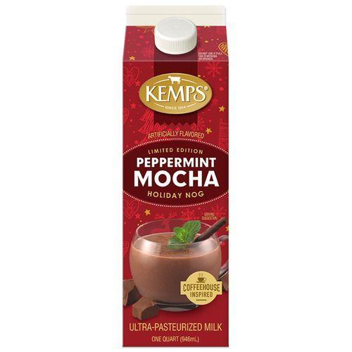 <p>Nog is a love it or hate it holiday tradition, but there's really no division with this version from Kemp's. Add a little bit of extra holiday cheer to your drink and chill out with your favorite Christmas album.</p>