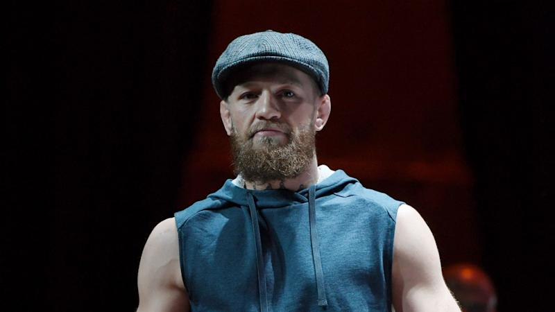 McGregor apologises after appearing to hit man in Dublin pub altercation