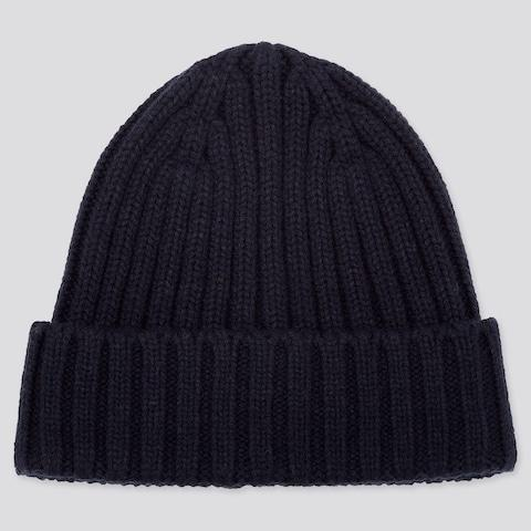 Uniqlo Heattech Knitted Beanie Hat - Credit: Uniqlo