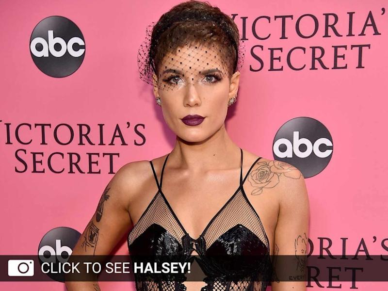 Halsey photos