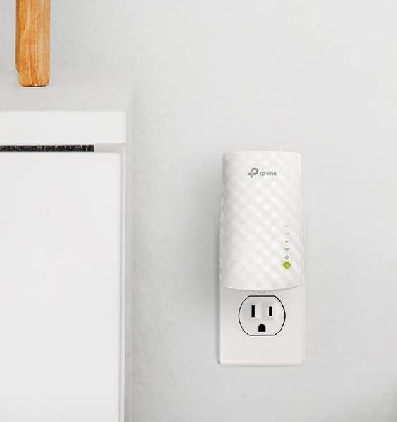Save nearly 15 percent on the TP-Link AC750. (Photo: Amazon)