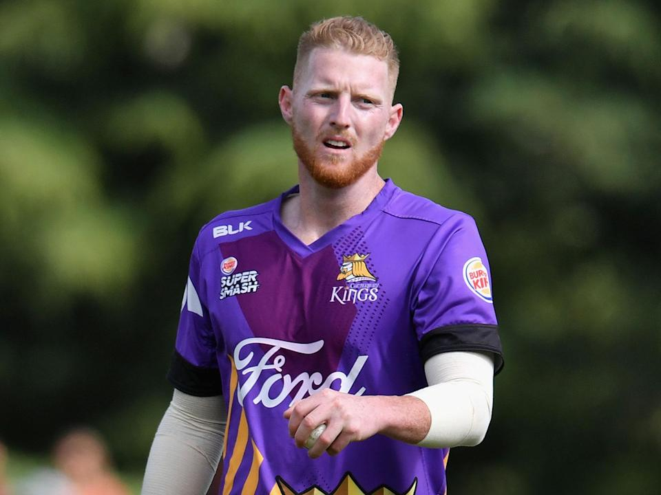 Ben Stokes named in England squad for New Zealand ODI series