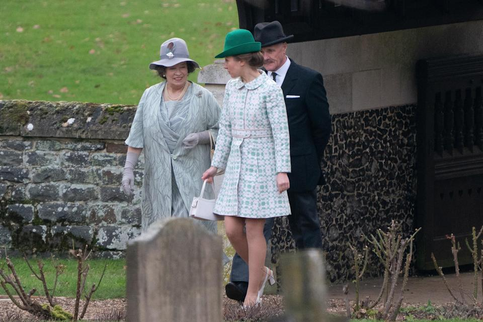 <p>The Queen's daughter, Princess Anne, met her first husband, Mark Phillips in 1968 at a house party. It's believed the series will document the budding relationship. Photo: Media Mode </p>