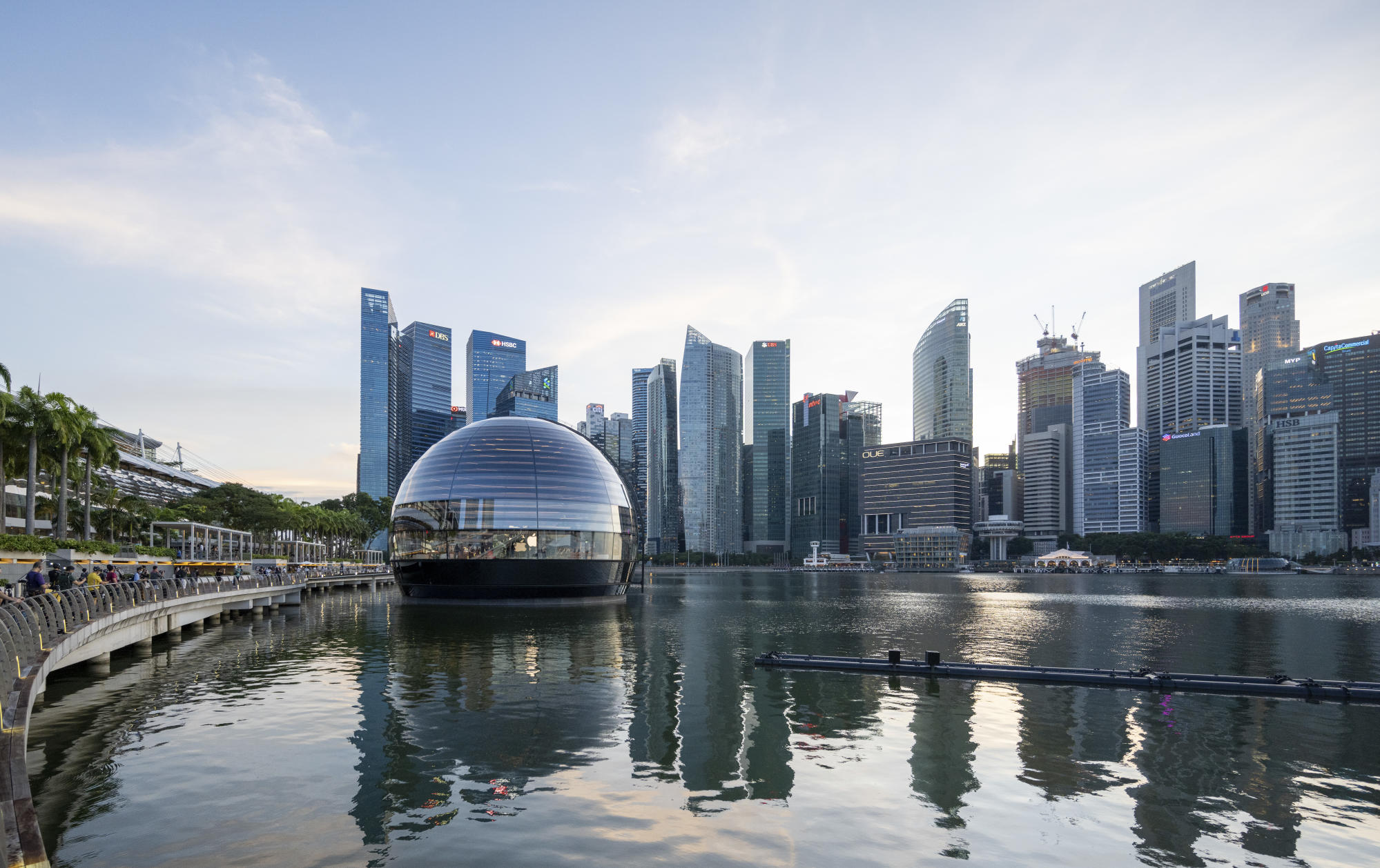 Banks, property stocks could be losers from Singapore's Budget