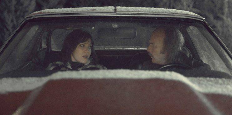 Mary Elizabeth Winstead as Nikki Swango, Ewan McGregor as Ray Stussy in FX's Fargo. (Photo: Chris Lange/FX)