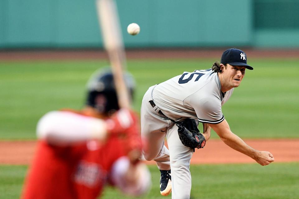 The last time Gerrit Cole faced the Red Sox in Fenway Park, he allowed three runs in six innings on Sept. 24, and picked up his AL-leading 16th win of the season.