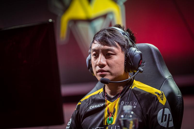 kaSing will be making his return to pro play on Red Bulls (Lolesports/Riot Games)