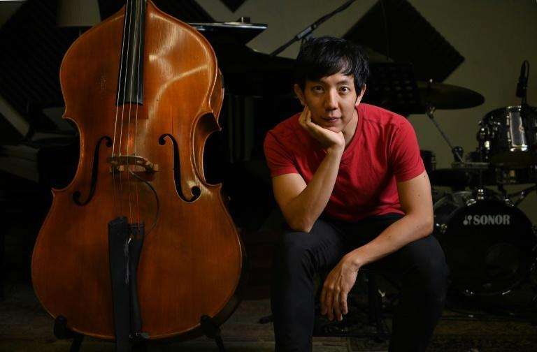 The get together was the brainchild of double bassist Justin Siu