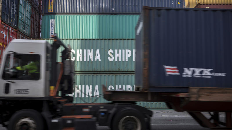 Trump says tariffs on Chinese goods will increase to 25% on Friday