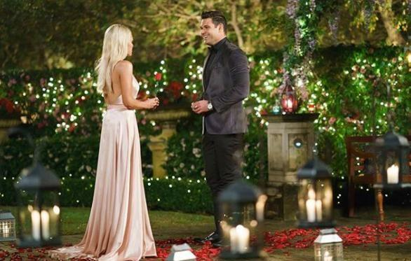 Sophie was impressed by his magic skills on the premiere of The Bachelorette. Source: Channel 10