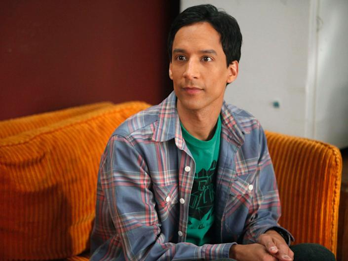 """Danny Pudi as Abed in """"Community."""""""