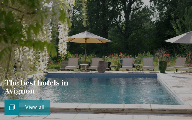 The best hotels in Avignon