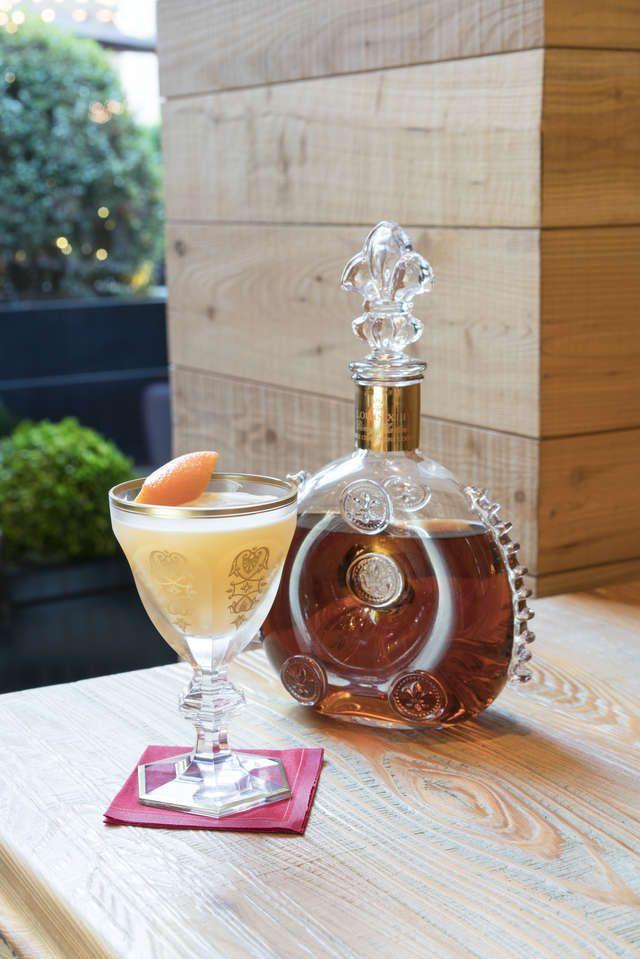 "<p>If you think $20 is steep for a cocktail (...which it is), try wrapping your head around the Side Car Royal at the <a href=""https://www.tripadvisor.com/Hotel_Review-g60763-d7314002-Reviews-Baccarat_Hotel_Residences_New_York-New_York_City_New_York.html"" rel=""nofollow noopener"" target=""_blank"" data-ylk=""slk:Baccarat Hotel"" class=""link rapid-noclick-resp"">Baccarat Hotel</a> in New York. This cocktail is made with Louis XIII cognac ($4,000 per bottle), Grand Marnier Quintessence ($650 per bottle), lemon, and gold leaf. Cheers to whomever can afford to drop $450 on something that won't last longer than 30 minutes.</p>"