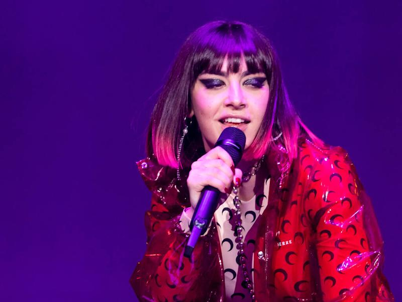 Charli XCX slams Reading and Leeds festival organisers over male-dominated line-up